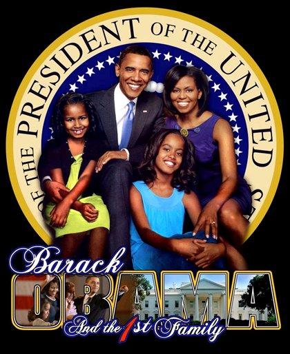 Obamafam