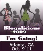Blogalicious 2009