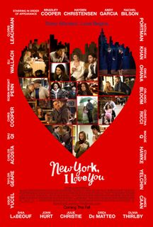 New York I Love You Movie Poster