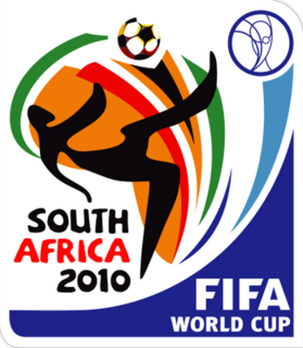 South Africa World Cup Logo