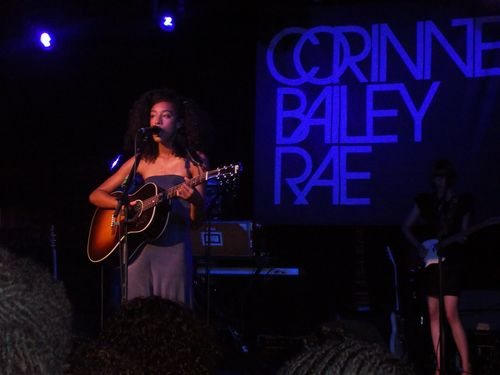 corinne bailey rae concert austin