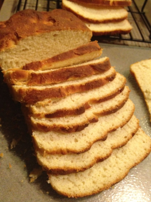 Gluten Free Bread With Whey