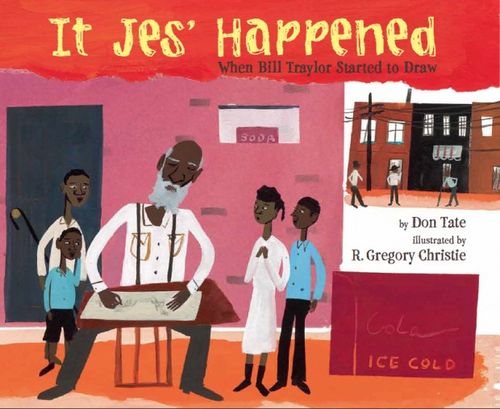 It Jess Happened by Don Tate