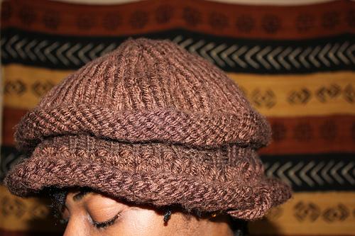 Knitting Hat Fail