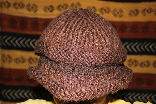 Knitting Hat Fail