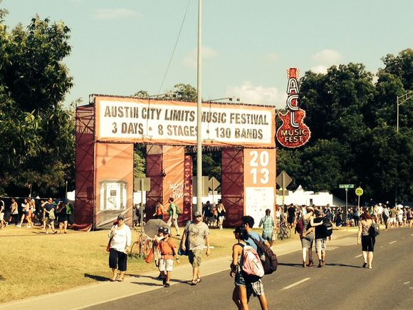 Austin City Limits Music Festival 2013