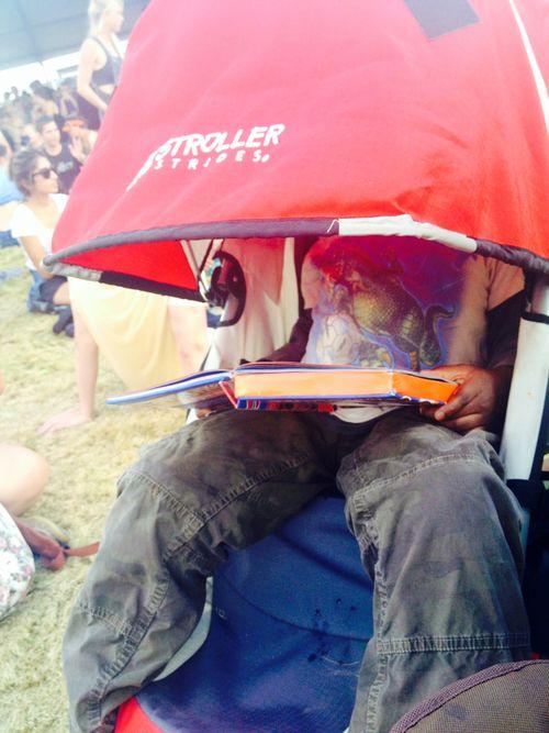 Austin Kiddie Limits Music Festival 2013