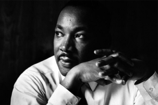 Not sure of source. Martin Luther King, Jr.
