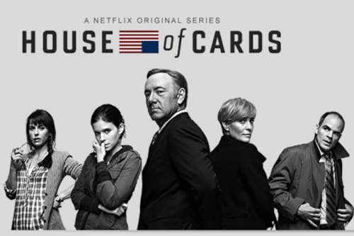 image from facebook.com/HouseofCards