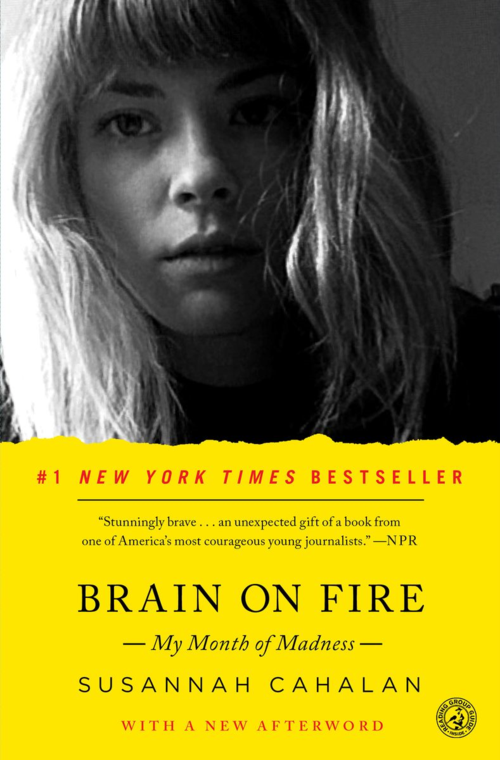 Brain on Fire book cover from Amazon.com