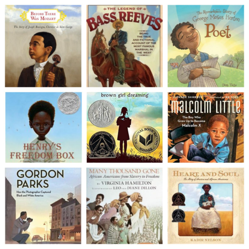 black history biographies for kids