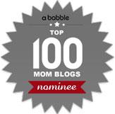 Babble Top 100 Blogs Nominee